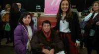 La directora del instituto de la Mujer nos invitó por el dia de internacional la mujer a un acto que hubo en Madrigueras.
